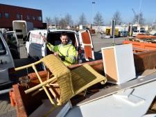 Afvalbrengstation Gouda weer open na stroomproblemen
