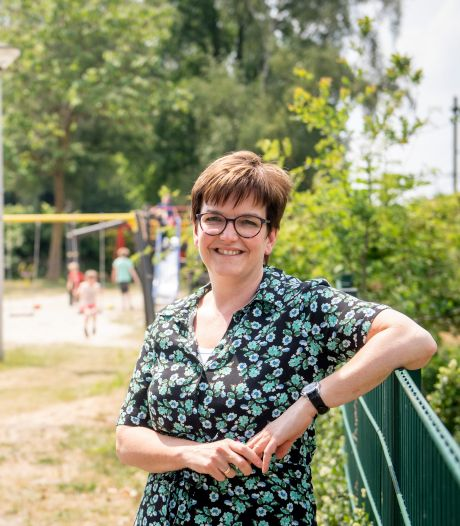 Rijssense buurt is bang dat speeltuin wordt gehalveerd: 'Straks kunnen niet alle kinderen daar meer spelen'
