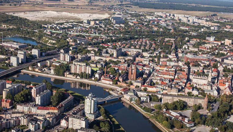 Opole, de universiteitsstad waar Switchdesk Finance pas afgestudeerde accountants rekruteert voor de Nederlandse arbeidsmarkt. Beeld thinkstock