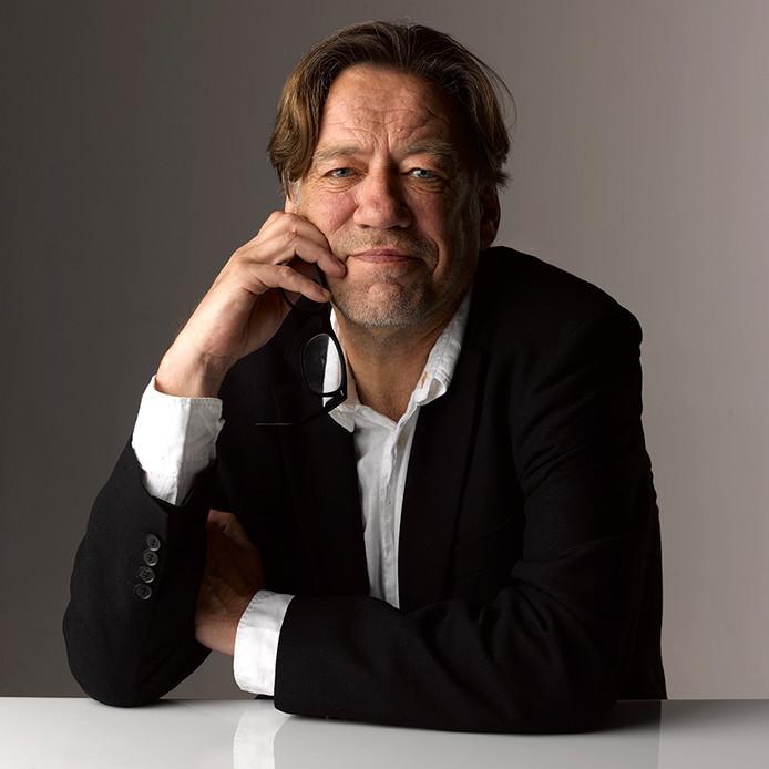 Voormalig DUIC-hoofdredacteur Michael Kroonbergs