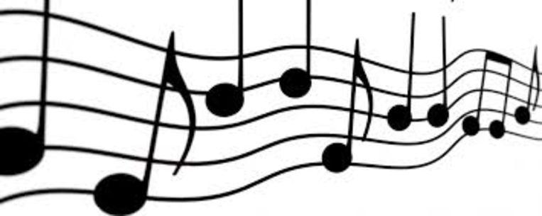 Muziek krijg je van koor Crescendo.