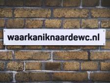 Toiletalliantie voert actie voor meer openbare toiletten: bezoekers station Zwolle kunnen 19 november gratis naar de wc