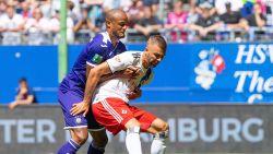 Ondanks foutje van Kompany: Anderlecht speelt 2-2 gelijk in Hamburg