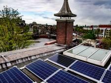 Gemeente Leiden wil op ieder dak een zonnepaneel en de ketel op 71 graden
