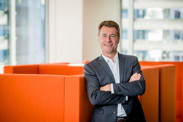 Bart Buysse, CEO van Fevia.