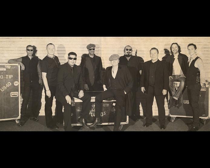 De band UB40.