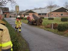 Liander hoopt gaslek in Aalten vandaag nog te kunnen repareren