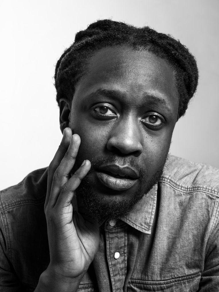 Akwasi: 'Mijn juf op de basisschool noemde mij bokoe' Beeld Robin de Puy