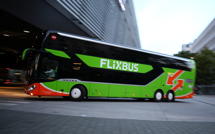 Een FlixBus.