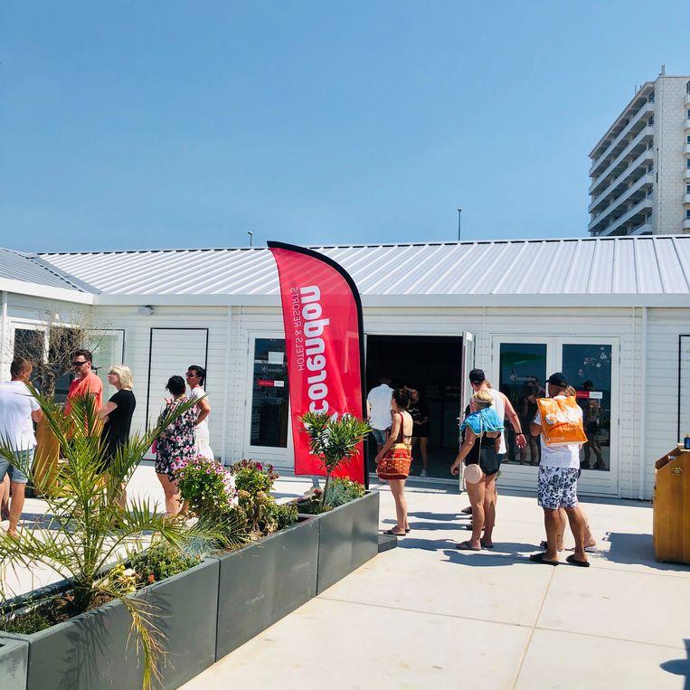 Corendons 'Beach Club' Beeld