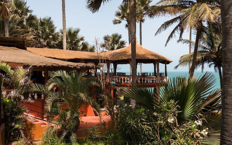 Het hotel van Peter Engels Beeld René Meurs/Ngala Lodge