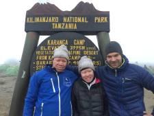 Klimmers uit Gemert: Teller beklimming Kilimanjaro al op ruim 50.000 euro