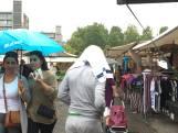 Regen frist Rotterdam een beetje op