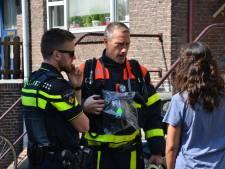 Opwarmen worstenbroodje levert klein brandje in Breda op
