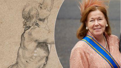 Nederlands koningshuis veilt Rubens-tekening voor meer dan 7 miljoen euro