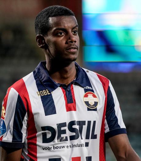 Isak vervolgt carrière bij Real Sociedad