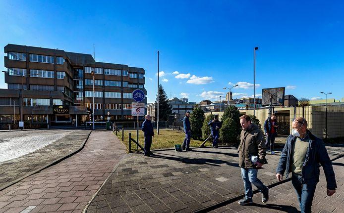 Vlisco in Helmond gaat zeven weken dicht vanwege de coronacrisis.