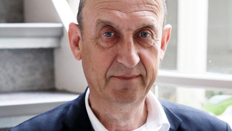 Piet de Groot: 'Wij proberen beter te zijn dan de straat.' Beeld Carly Wollaert