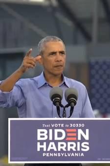"""Trump n'a jamais pris son rôle de président """"au sérieux"""", selon Obama"""