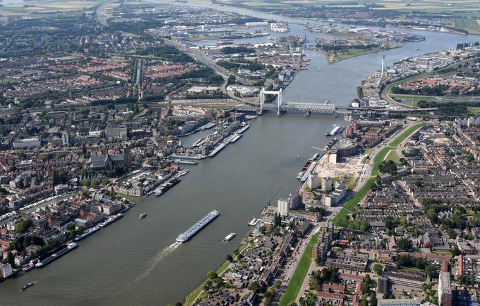 Dordrecht en Zwijndrecht.