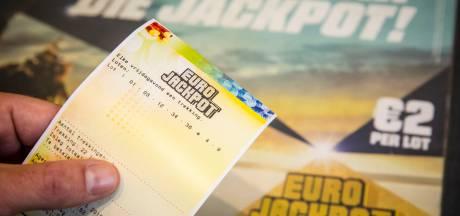 Dikke prijs op Eurojackpot-lot dat in Gennep is gekocht: 369.547 euro