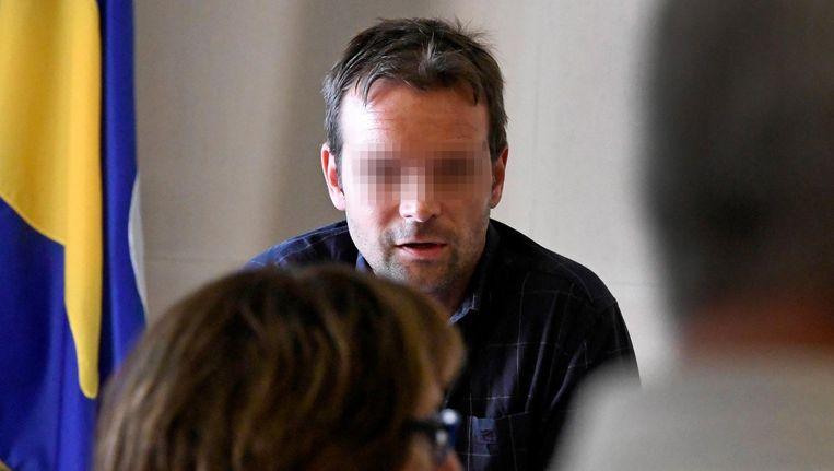 Communicatieverantwoordelijke van Samusocial, Christophe Thielens.