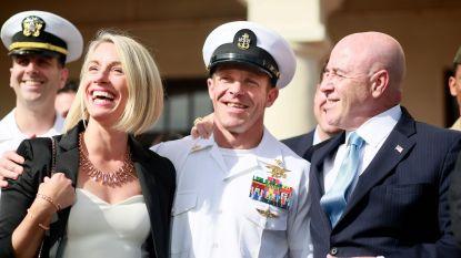Amerikaanse marinebaas moet opstappen na ruzie over Navy SEAL