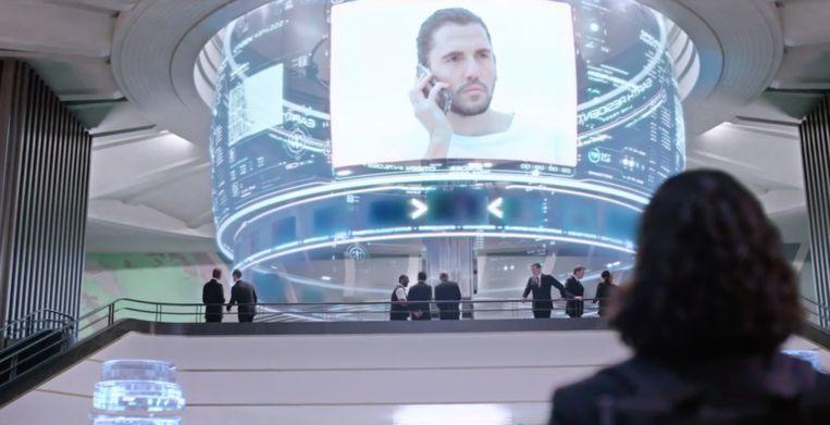 Dimitri Vegas in 'Men In Black: International'.