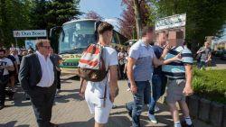 """Trucker houdt twee schoolbussen tegen in Halle: """"En dat doe ik vanaf nu elke dag, ik eis excuses"""""""