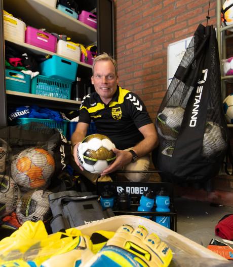Eric Assen, al jaren de trotse materiaalman van SV Zwolle: 'We zijn onmisbaar'