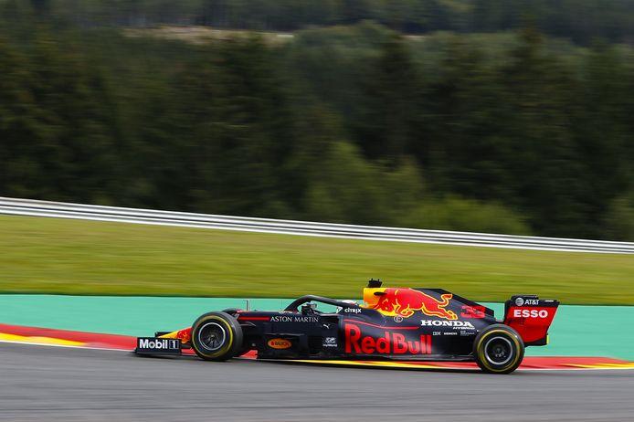 Max Verstappen entame parfaitement son week-end à Spa-Francorchamps.