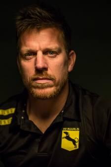 De strijd van Ruurlo-trainer Wouter Schouten: 'Liever was ik nu speler geweest'