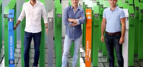 Tilburgs bedrijf scoort tot in Amerika met dispenserpaal