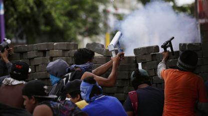 Drie nieuwe dodelijke slachtoffers bij protesten Nicaragua