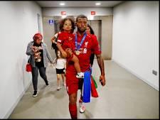 Wijnaldum haalt alles uit de kast om familie op het veld te krijgen in Madrid