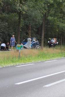 Wielrenster (41) in levensgevaar door ongeluk Renswoude, mogelijk opzet in het spel