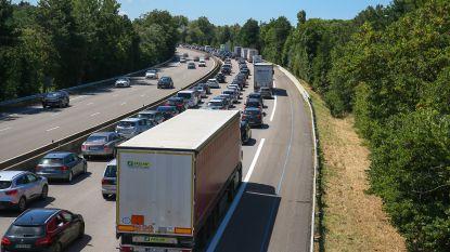 Erg druk weekend verwacht op Europese wegen
