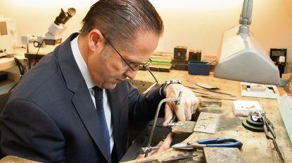 Drie keer feest bij juwelier De Maere: zaak bestaat 120 jaar, Peter 30 jaar aan de slag, en 20 jaar eigen collecties