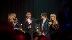 """VIDEO. Andrei Lugovski voor het eerst weer in het openbaar: """"Maar zingen lukt nog niet"""""""