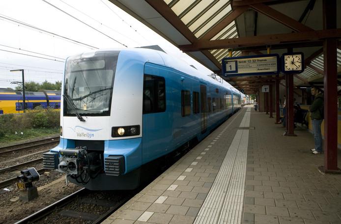 De Valleilijn rijdt al sinds 2006 tussen Amersfoort en Ede.