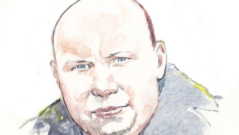 Politiemol Mark M. Beeld anp