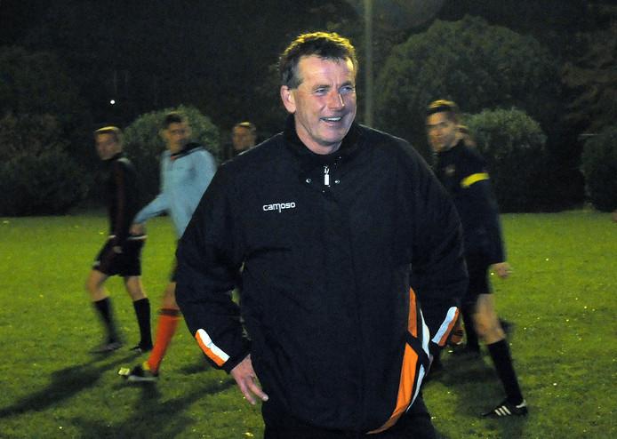 Diederik Hiensch is aan zijn laatste seizoen bezig bij Terneuzense Boys.
