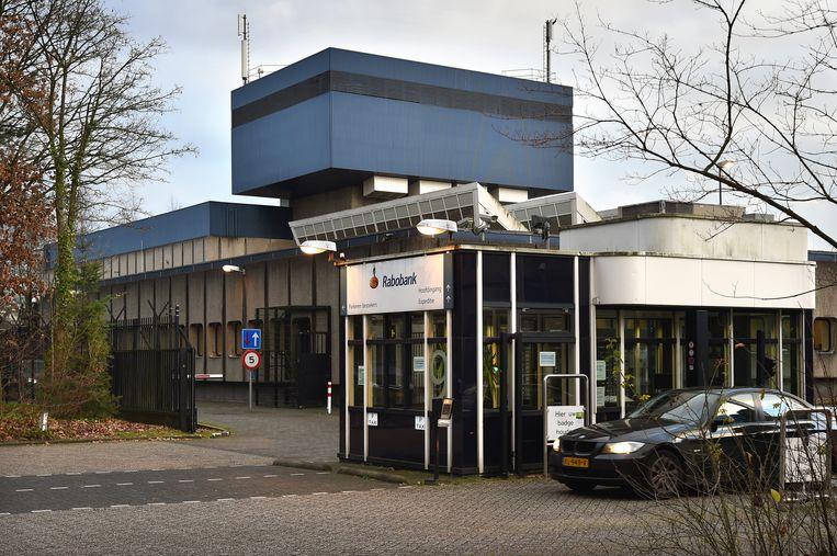 Het kantoor van de Rabobank in Zeist.  Beeld Marcel van den Bergh