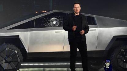 Tesla flink onderuit op Wall Street na presentatie pick-uptruck