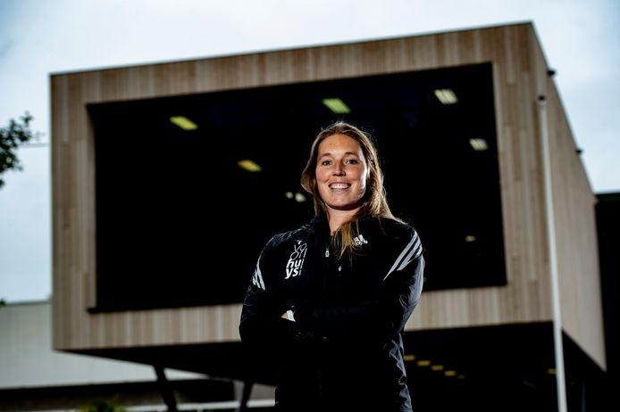 Discuswerpster Corinne Nugter kan haar Nederlandse titel komend weekend op het NK atletiek niet verdedigen door een blessure.