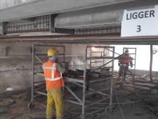 Nijkerkerbrug blijft open tijdens  ingenieuze opknapbeurt