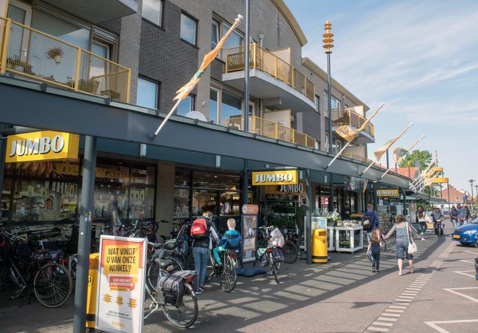 Bij de Jumbo worden steeds meer winkeldiefstallen gepleegd, vaak door bewoners van het asielzoekerscentrum.