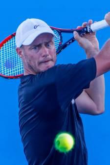 Koolhof stuit op grootheid Hewitt bij Australian Open