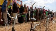 153.000 Syriërs zijn vanuit Jordanië teruggekeerd naar hun land sinds de heropening van de grens