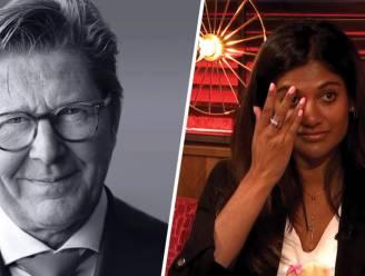"""Aisha Van Zele openhartig over overlijden van partner Philip Cracco: """"We hebben nachtenlang gepraat over zijn levenseinde"""""""